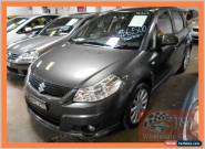 2010 Suzuki SX4 GY S Grey Manual 5sp M Hatchback for Sale