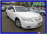 2007 Toyota Camry ACV40R Altise White Automatic 5sp A Sedan for Sale