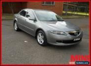 2005 Mazda 6 Grey Automatic A Sedan for Sale