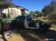 Holden HQ Ute Original Six Wheeler for Sale