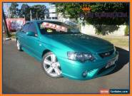 2007 Ford Falcon BF MkII 07 Upgrade XR6 Automatic 6sp A Sedan for Sale