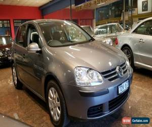 Classic 2004 Volkswagen Golf 1K 2.0 FSI Comfortline Grey Metallic Automatic 6sp A for Sale