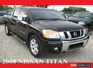 2008 Nissan Titan for Sale