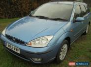 Ford Focus 1.6 i 16v Ghia 5dr SERVICE HISTORY AUTO for Sale