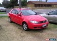 Holden Viva (2005) 5D Hatchback Manual (1.8L - Multi Point F/INJ) 5 Seats for Sale