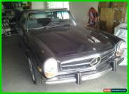 1970 Mercedes-Benz 200-Series for Sale
