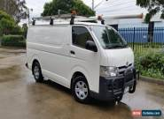 2007 Toyota Hiace TRH201R MY07 Upgrade LWB White Automatic 4sp A Van for Sale