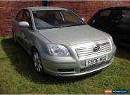 2006 Toyota Avensis 2.2 D-4D T3-S 5dr for Sale