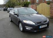 2013 FORD MONDEO ZETEC BUSINESS EDN 2.0 TDCI FSH for Sale