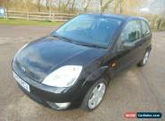 Ford Fiesta 1.4 Zetec 3dr LOW INSURANCE for Sale