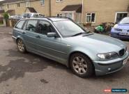 BMW 320d Automatic Diesel Touring 2003 for Sale