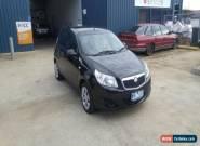 Holden Barina 2008 5 Door Hatch for Sale