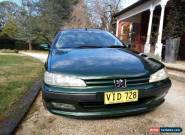Peugeot 406 ST .... 6 MONTHS REGO ... great condition for Sale