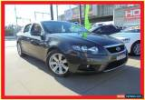 Classic 2009 Ford Falcon FG G6 Grey Automatic A Sedan for Sale
