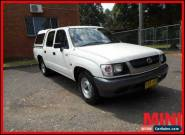 2003 Toyota Hilux White Manual M Utility for Sale
