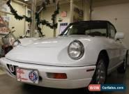 Alfa Romeo: Spider Veloce for Sale