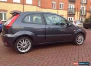 2007 FORD FIESTA ZETEC S  for Sale