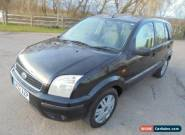 Ford Fusion 1.6 3 5dr SERVICE HISTORY for Sale