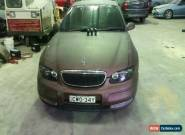 wh holden statesman 5.7 airbaged sedan wrapped  for Sale