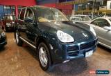 Classic 2005 Porsche Cayenne S Dark Teal Automatic 6sp A Wagon for Sale
