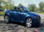 Audi : TT Convertible Base for Sale