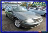 Classic 2002 Ford Falcon Auiii SR Silver Automatic 4sp A Sedan for Sale