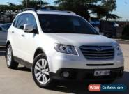 2008 Subaru Tribeca MY08 3.6R Premium (5 Seat) White Automatic 5sp A Wagon for Sale