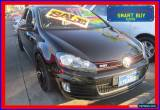 Classic 2010 Volkswagen Golf 1K MY10 GTi Black Automatic 6sp A Hatchback for Sale