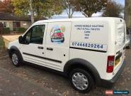 2004 FORD TRAN CONNECT L 200 TD SWB WHITE for Sale