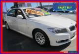 Classic 2009 BMW 320i E90 MY09 Executive White Automatic 6sp A Sedan for Sale
