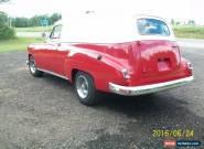1951 Chevrolet Bel Air/150/210 for Sale