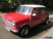 Mini: Classic Mini for Sale