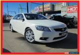 Classic 2010 Toyota Aurion GSV40R MY10 Touring White Automatic A Sedan for Sale