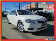 2010 Toyota Aurion GSV40R MY10 Touring White Automatic A Sedan for Sale