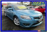 Classic 2010 Toyota Aurion GSV40R 09 Upgrade Sportivo ZR6 Blue Automatic 6sp A Sedan for Sale