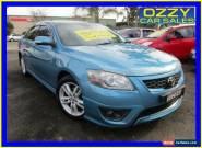2010 Toyota Aurion GSV40R 09 Upgrade Sportivo ZR6 Blue Automatic 6sp A Sedan for Sale