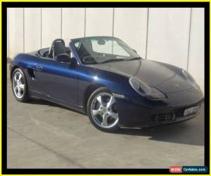 Classic 2001 Porsche Boxster 986 Blue Automatic 5sp A Roadster for Sale