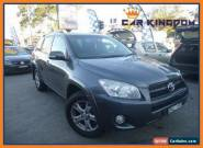 2009 Toyota RAV4 ACA33R 08 Upgrade Cruiser (4x4) Automatic 4sp A Wagon for Sale