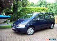 VOLKSWAGEN SHARAN S 1.9 TDI DIESEL 115 BHP AUTOMATIC MPV 7 SEATER ONLY 1 OWNER  for Sale