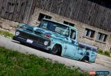 Classic 1963 Chevrolet C-10 for Sale