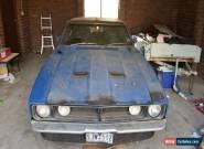 Rare Ford XB Golden Fleece Pumps 1976 Coupe for Sale