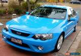 Classic Ford Falcon XR6 BF Immaculate condition. Blue - Stunning vehicle for Sale