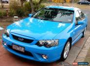 Ford Falcon XR6 BF Immaculate condition. Blue - Stunning vehicle for Sale