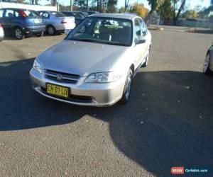 Classic 2000 Honda Accord VTi L Silver Automatic 4sp A Sedan For Sale ...