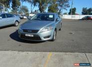 2008 Ford Mondeo MA LX Grey Automatic 6sp A Sedan for Sale