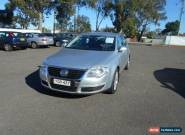 2008 Volkswagen Passat 3C MY08 Upgrade 2.0 TDI Silver Automatic 6sp A Sedan for Sale