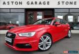 Classic 2013 13 AUDI A3 2.0 TDI S LINE 5D 148 BHP DIESEL for Sale