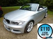 2013 BMW 118d 2.0TD M Sport Convertible Diesel for Sale