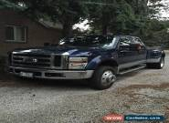 2008 Ford F-450 Lariat 4X4 for Sale