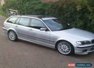 BMW 325i m sport touring estate E46 FULLY LOADED for Sale